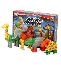 Popular Playthings Mix or Match Animals Jungle