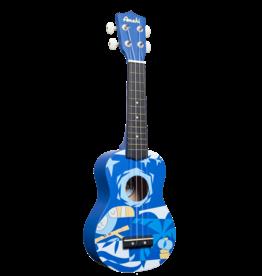 Amahi Ukuleles Blue Bird Amahi Ukulele