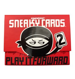 Gamewright Sneaky Cards 2