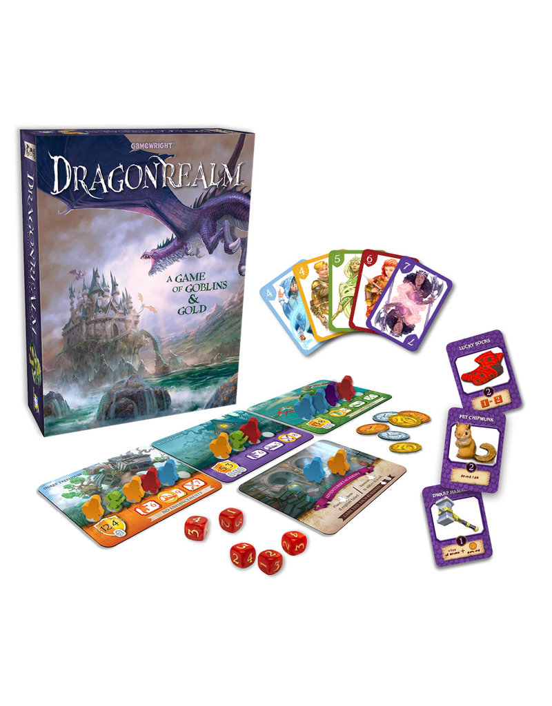 Gamewright Dragonrealm