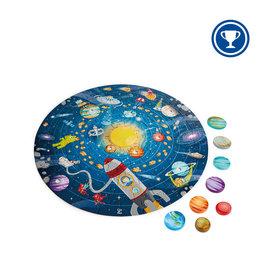 Hape Solar System Puzzle 102 pc