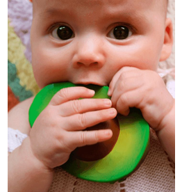 Bendie Arnold the Avocado Rubber Teether