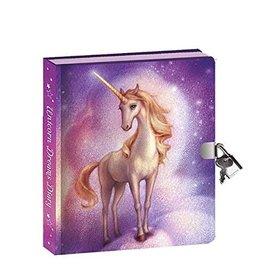 Peaceable Kingdom Unicorn Dreams Diary