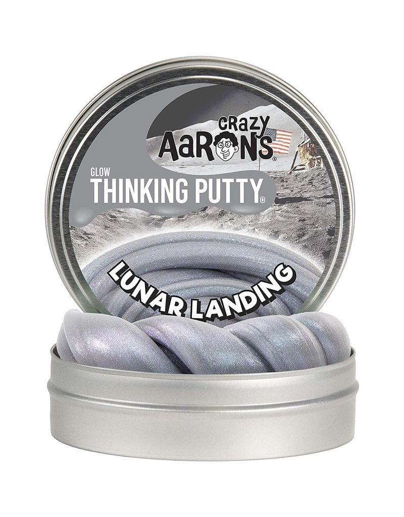 Crazy Aaron Lunar Landing Thinking Putty
