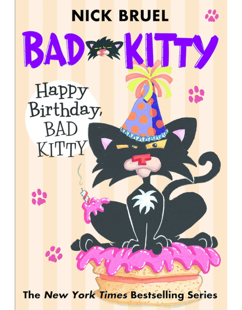 Macmillan Happy Birthday Bad Kitty