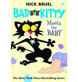 Macmillan Bad Kitty Meets the Baby