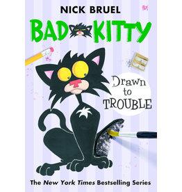 Macmillan Bad Kitty Drawn to Trouble