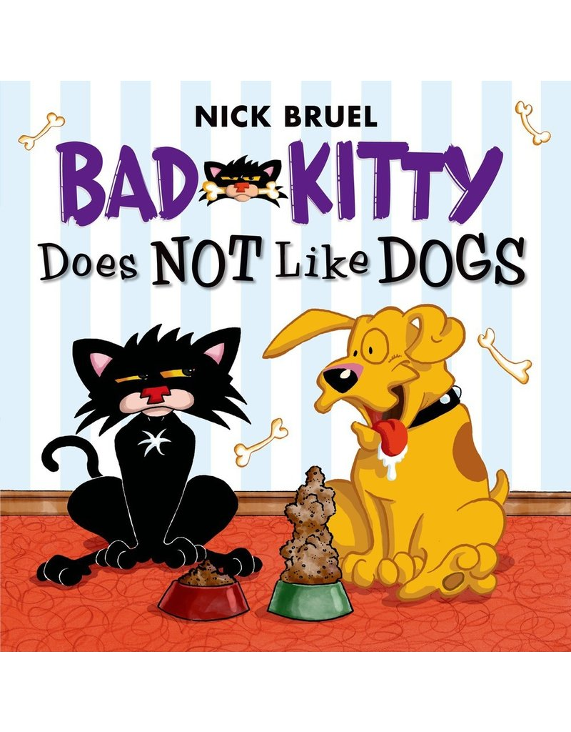 Macmillan Bad Kitty Does Not Like Dogs
