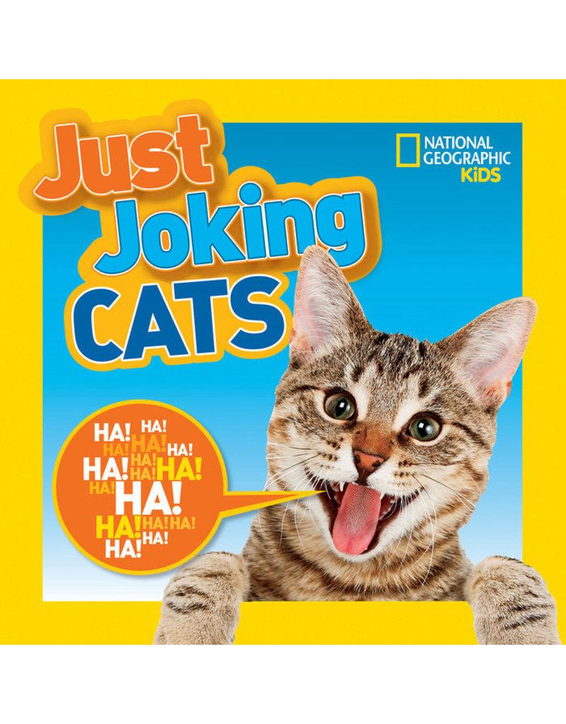 Penguin Just Joking Cats