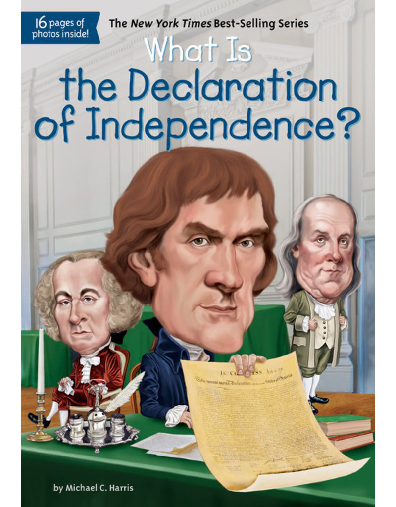 Penguin What is the Declaration of Independence