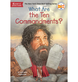 Penguin What Are the Ten Commandments