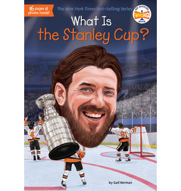 Penguin What is the Stanley Cup?