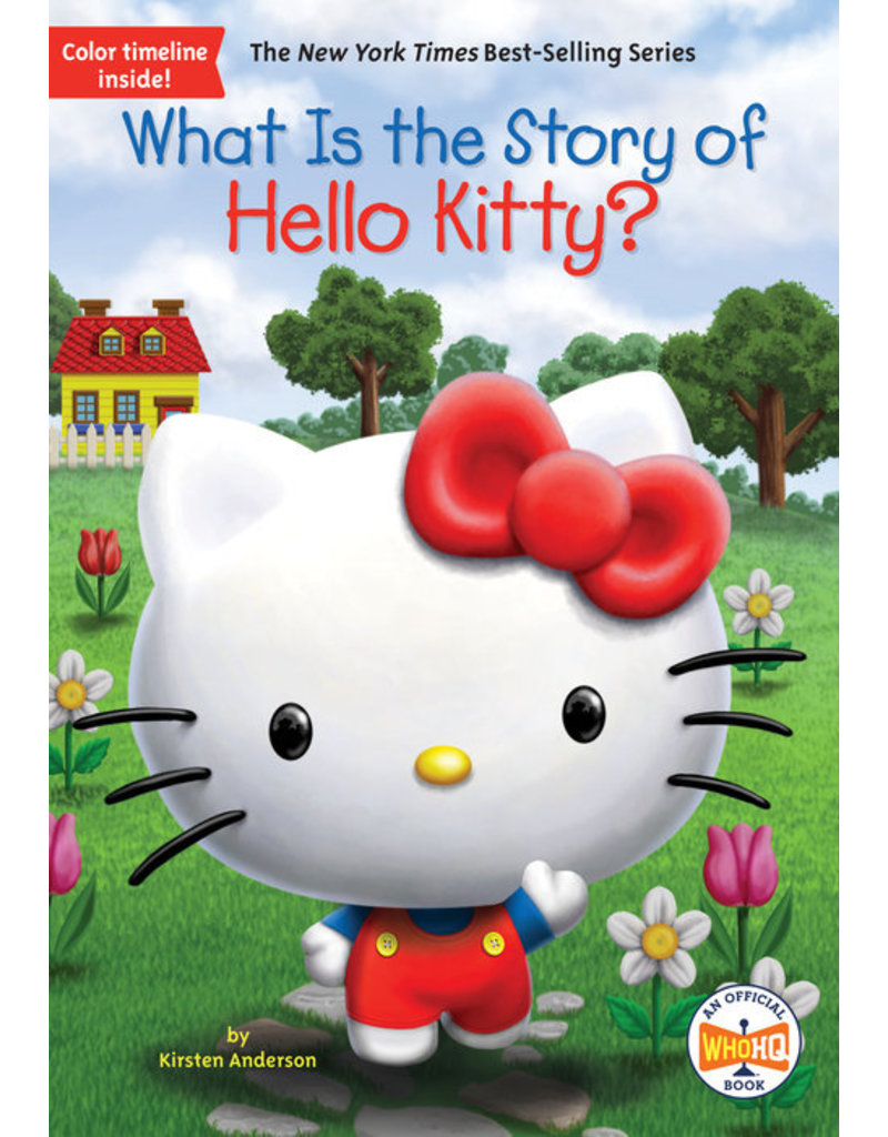 Penguin What is the Story of Hello Kitty?