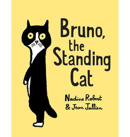 Random House Bruno, the Standing Cat