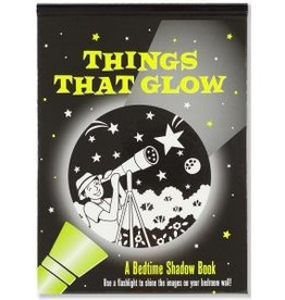 Peter Pauper Things That Glow Shadow Book