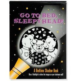 Peter Pauper Go to Bed Sleepy Head Shadow Book
