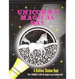 Peter Pauper Unicorn's Magical Day Shadow Book