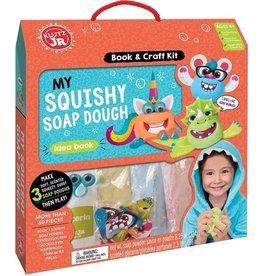 Klutz KLUTZ JR. MY SQUISHY SOAP DOUGH