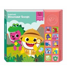 California Creations Pinkfong Dinosaur Songs Sound Book