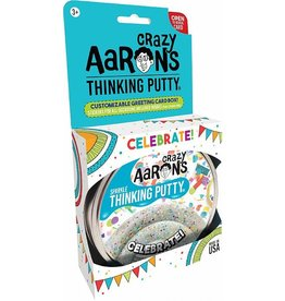 Crazy Aaron Celebrate Thinking Putty