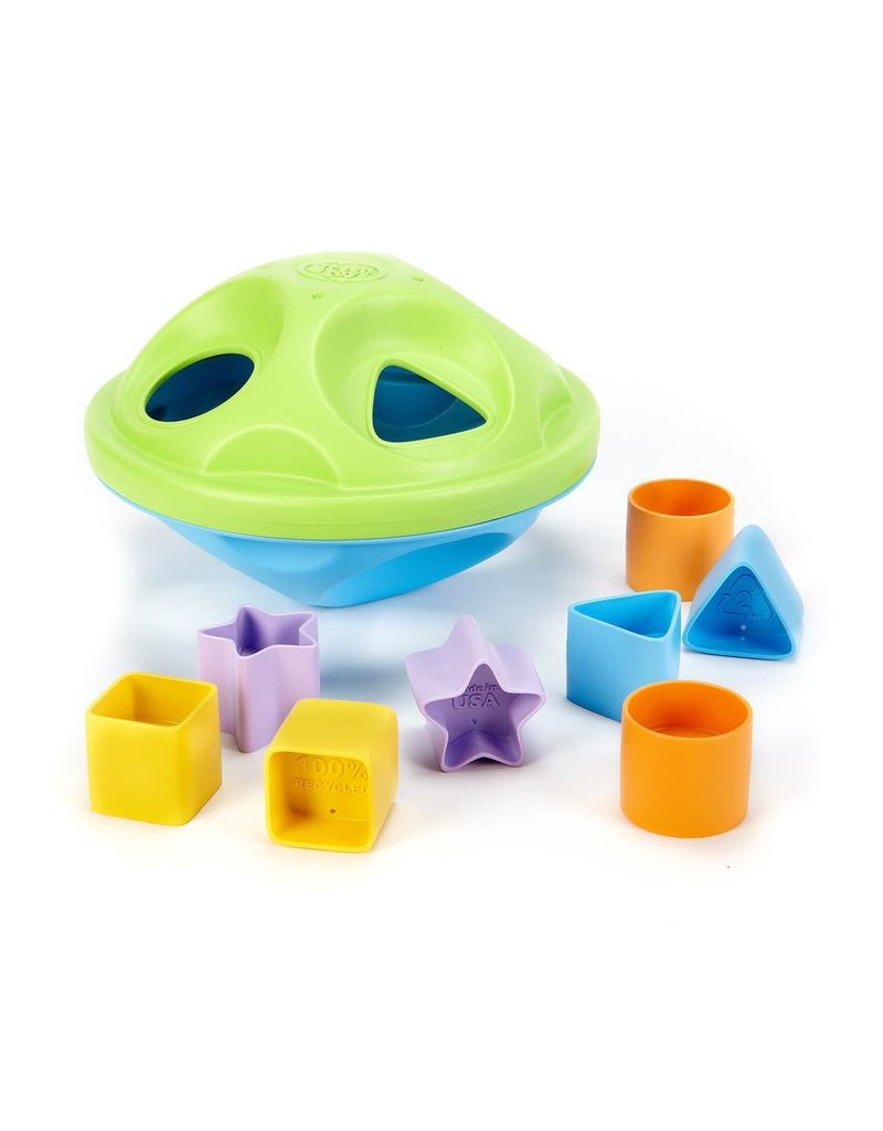 Green Toys Shape Sorter - Green Toys