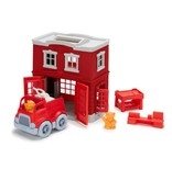 Green Toys Fire Station Play Set