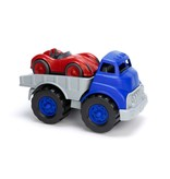 Green Toys Flatbed w/Red Race Car