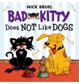 Macmillan Bad Kitty Does Not Like Dogs
