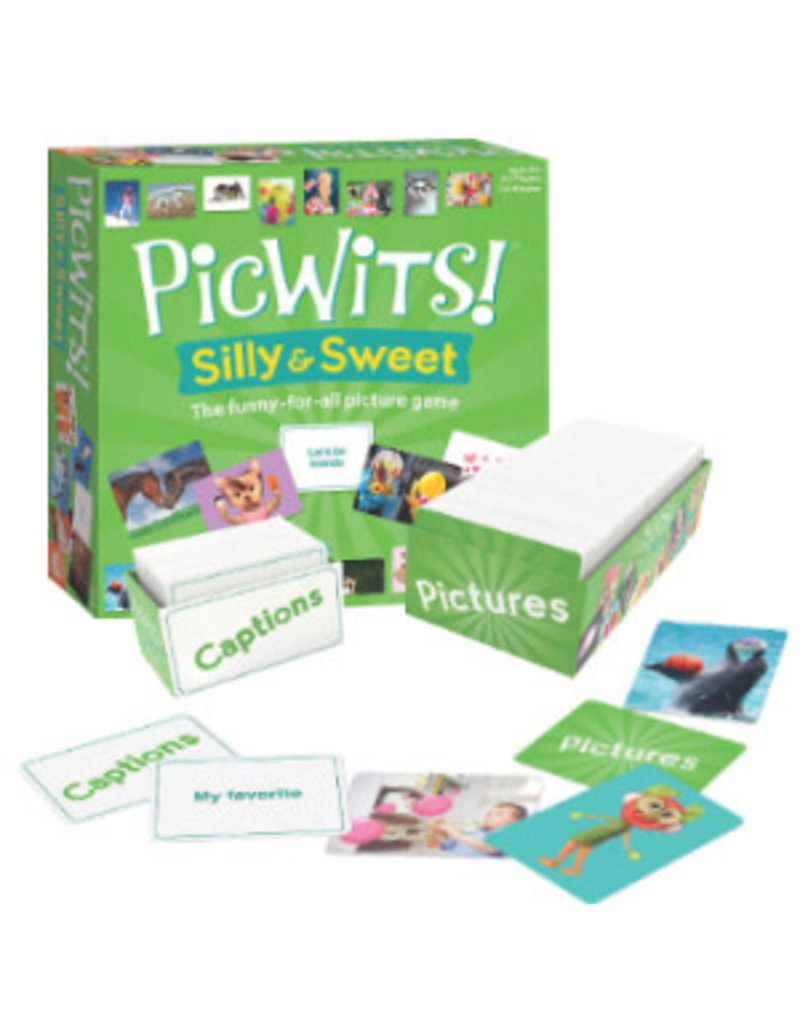 Mindware PicWits Sweet & Silly