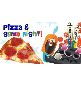Pizza Game Night