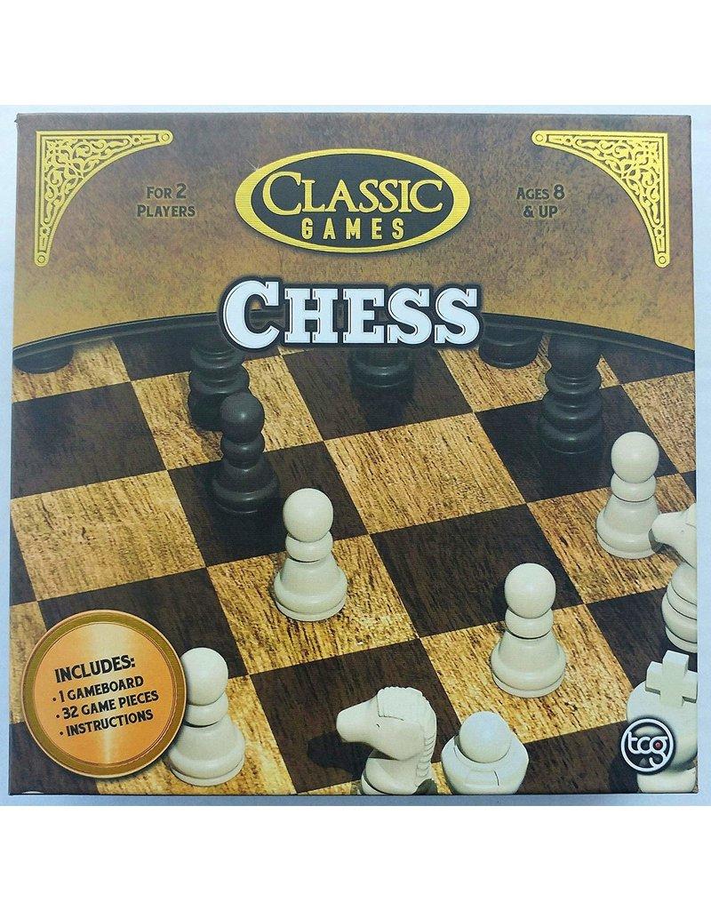 TCG Classic Wood Chess
