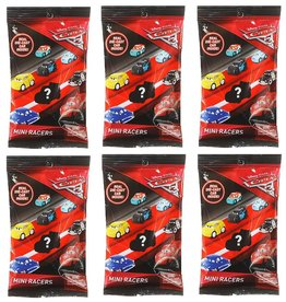 Mattel mini Racer CARS Blind Pack