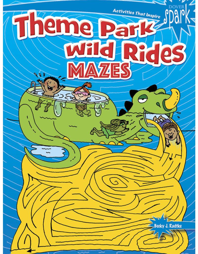 Dover Theme Park Wild Rides Mazes