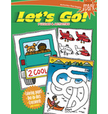 Dover Let's Go, Puzzles & Activities