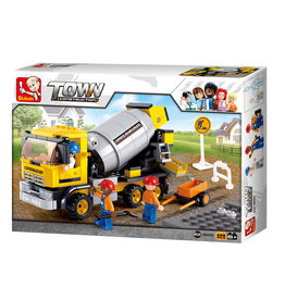 Texas Toy Town Cement Mixer 296 pc