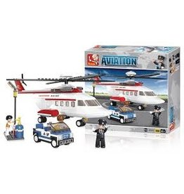 Texas Toy Aviation Set 259 pc