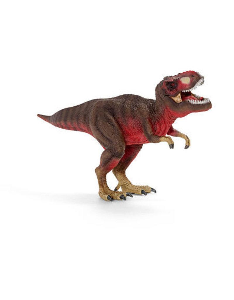 Schleich Tyrannosaurus Rex, red