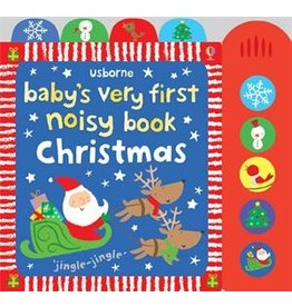 Usborne Baby 's Very First Noisy Book Christmas
