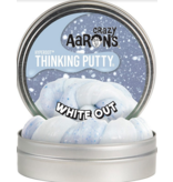 Crazy Aaron Hyperdot Thinking Putty White Out