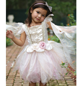 Creative Ed of CA Golden Rose Fairy Dress size 5-6