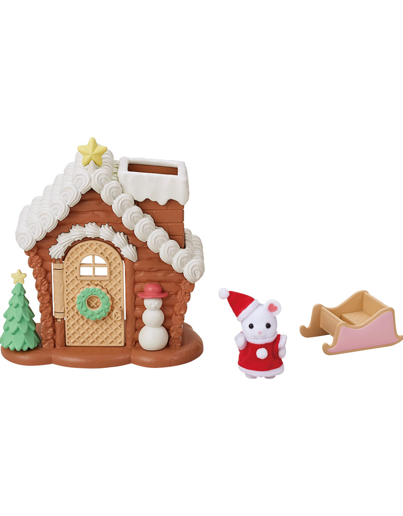 Epoch Gingerbread Playhouse
