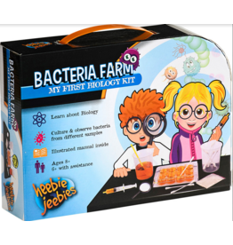 Heebie Jeebies Bacteria Farm My 1st Biology Kit