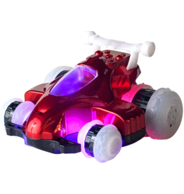 Mindscope HoverQuad Mini RC Red