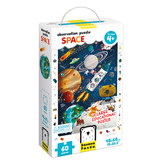 banana panda Observation Puzzle Space