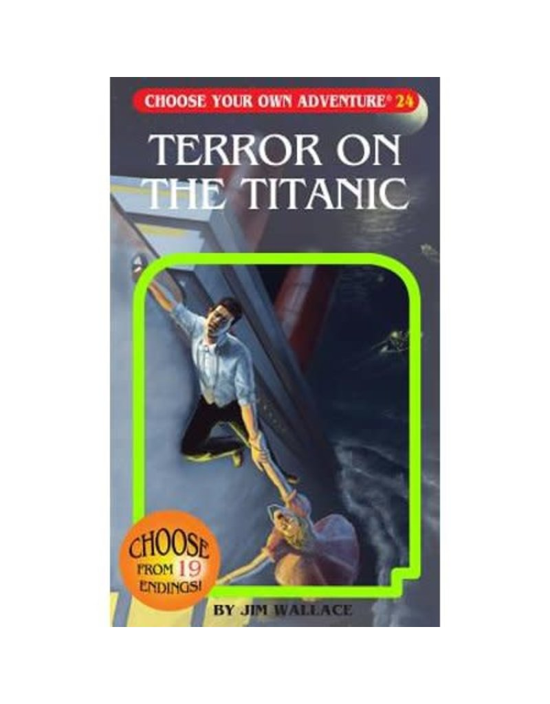 CHOOSECO TERROR ON THE TITANIC
