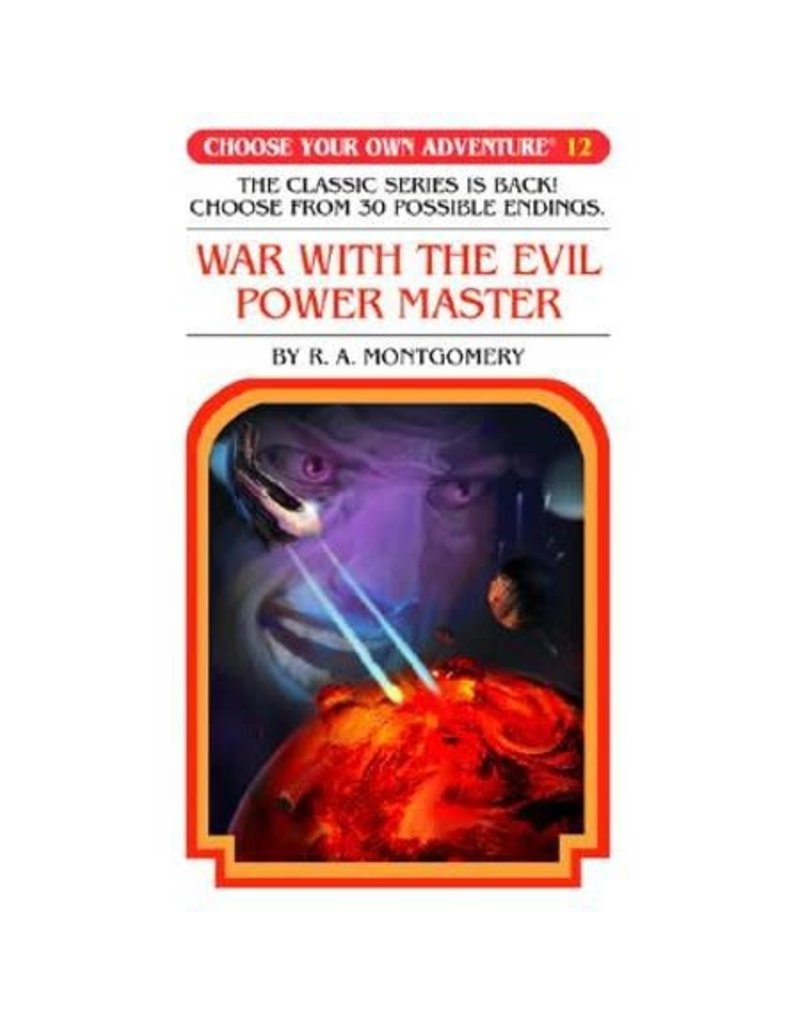 CHOOSECO WAR W/THE EVIL POWER MASTER