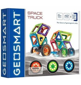 Smart Toys and Games GeoSmart Space Truck 42pc