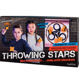Toysmith Throwing Stars