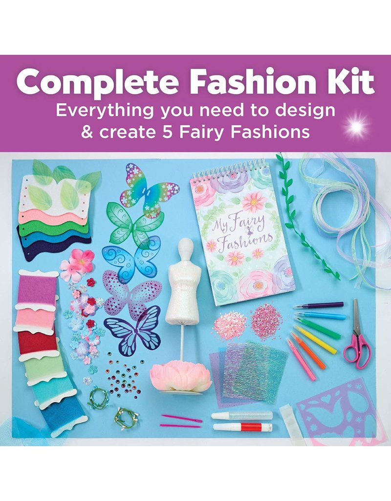 Faber-Castell Designed by You Fairy Fashions