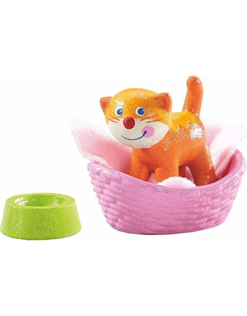 Haba USA Little Friends Cat Kiki